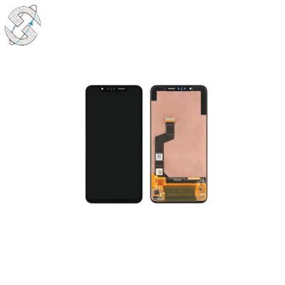 تاچ ال سی دی ال جی LCD LG G8s THinQ