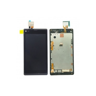Tpuch & Lcd Sony Xperia E1-D2105_تاچ و ال سی دی سونی اکسپریا ای1-دی2105