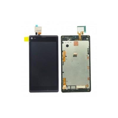 Touch & Lcd Sony Xperia L-C2105_تاچ و ال سی دی سونی اکسپریا ال-سی2105