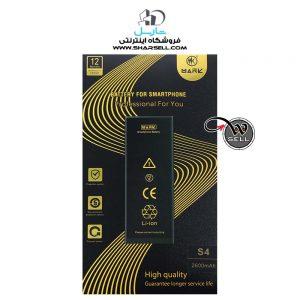 باتری اصلی سامسونگGalaxy S4-I9500-با ظرفیت2600