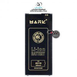 باتری اصلی گوشی سامسونگ a510 با ظرفیت 2900mAh