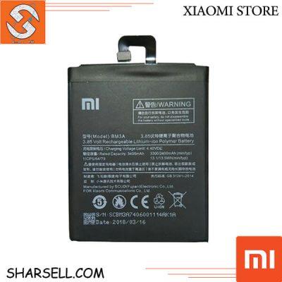 باتری(Xiaomi Mi Note3(BM3A