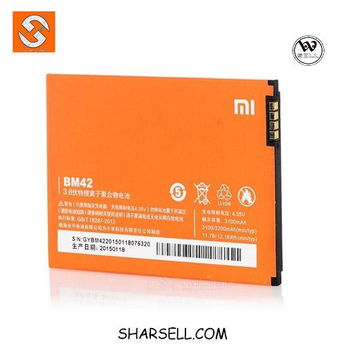 باتری شیائومی (Xiaomi Redmi Note(BM42