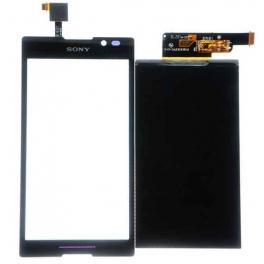 Touch & Lcd Sony Xperia C_تاچ و ال سی دی سونی اکسپریا سی