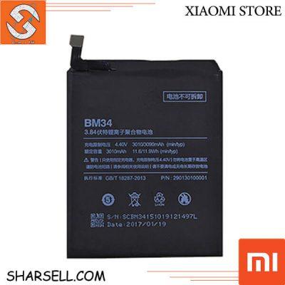 باتری(Xiaomi Mi Note Pro(BM34