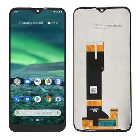 تاچ و ال سي دي 2.3 Nokia