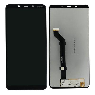 تاچ و ال سي دي Nokia 3.1 plus