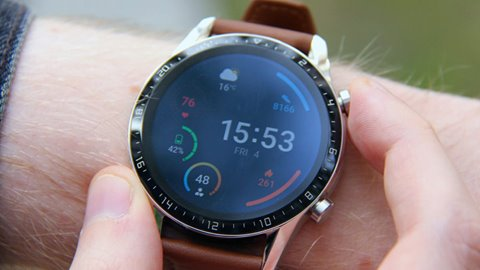 ساعت هوشمند جدید هواوی به زودی معرفی خواهدشد